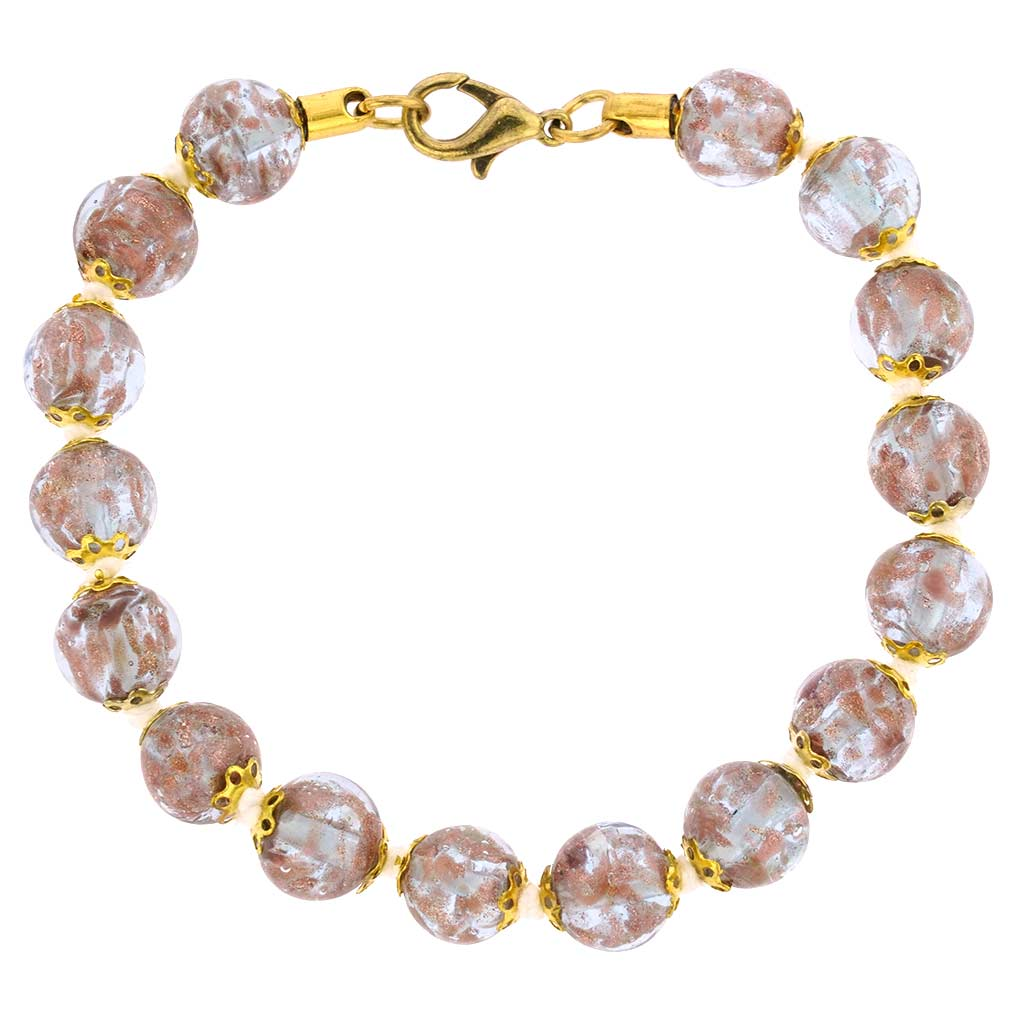 Sommerso Bracelet - Ice Champagne