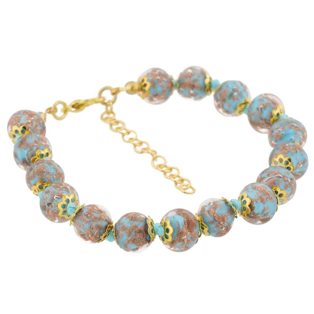 Sommerso Bracelet - Aqua
