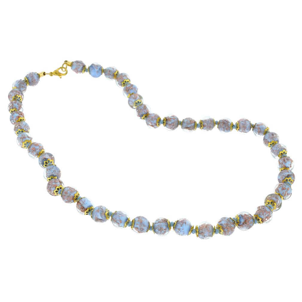 Sommerso Necklace - Periwinkle