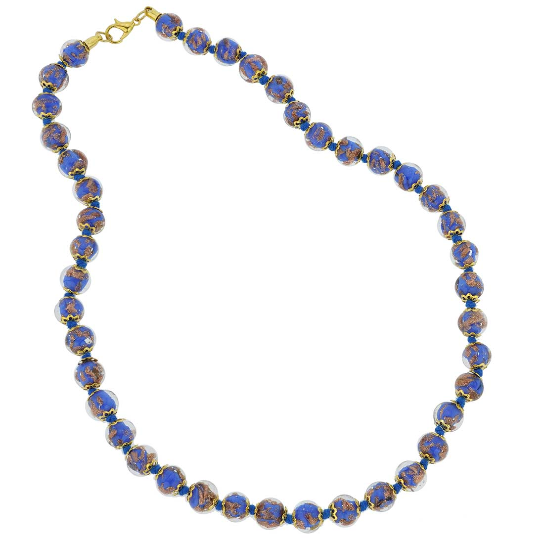 Sommerso Necklace - Tender Blue