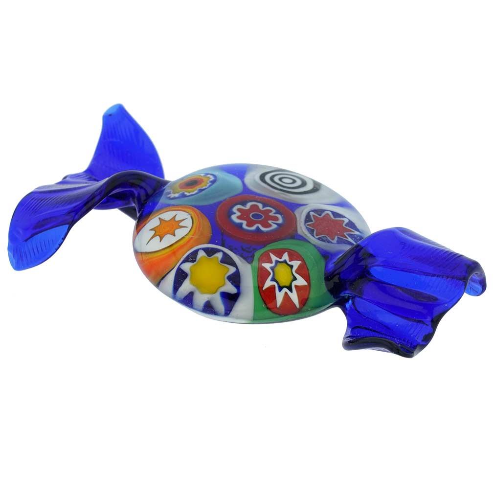 Murano Glass Millefiori Candy
