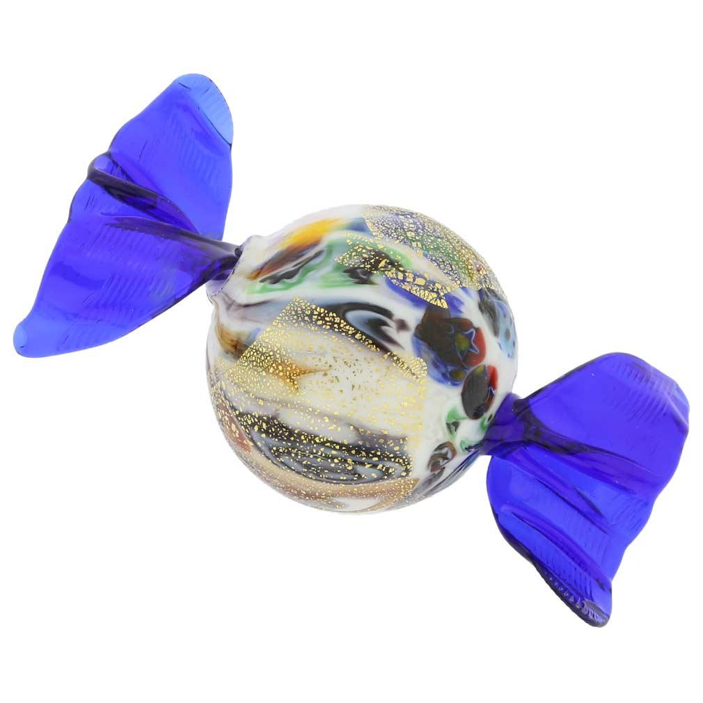 Murano Candy - Sparkling Blue