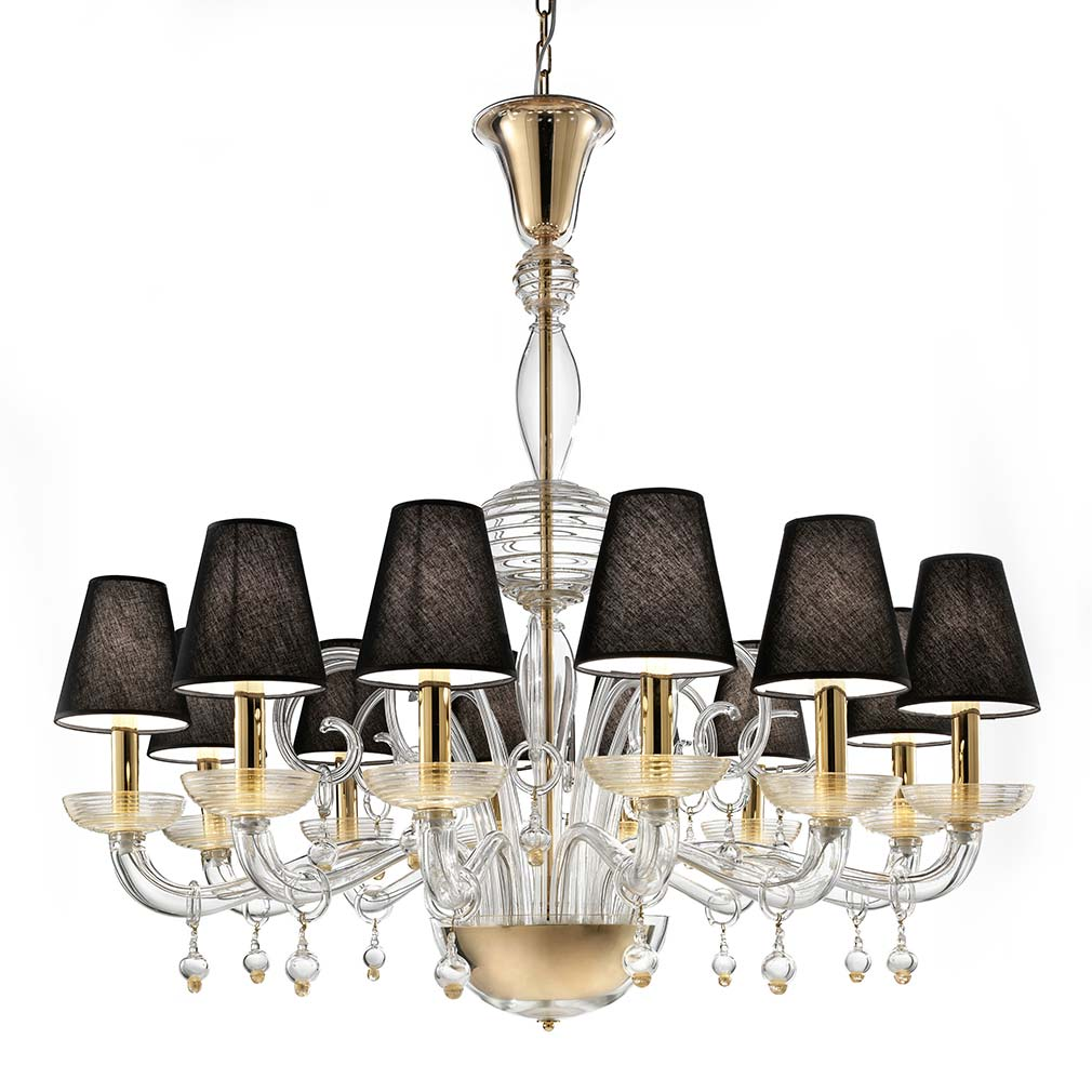 Armilla Murano Glass Chandelier