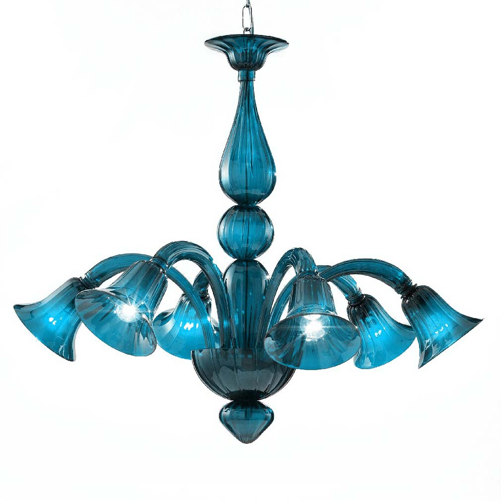 Giuly Chandelier Murano Glass Chandeliers