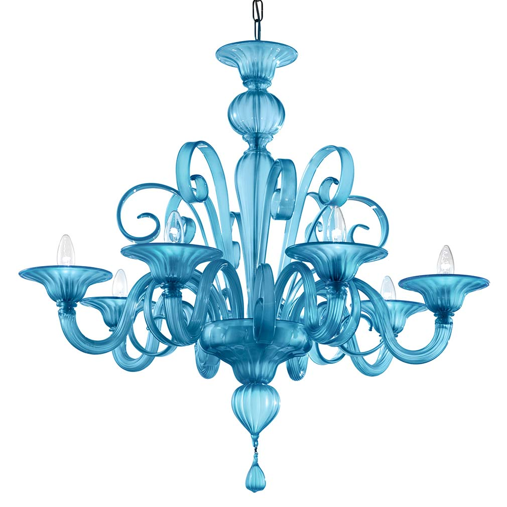 chandeliers b light modern down spears gi filo lance lights lampadari past cr chandelier glass murano