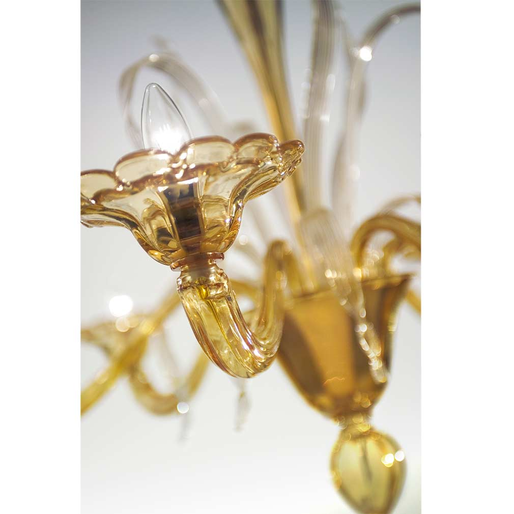 Prince Murano Glass Chandelier