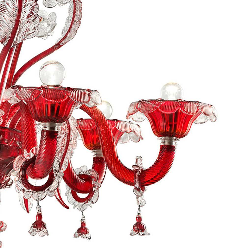 Vens Murano Glass Chandelier