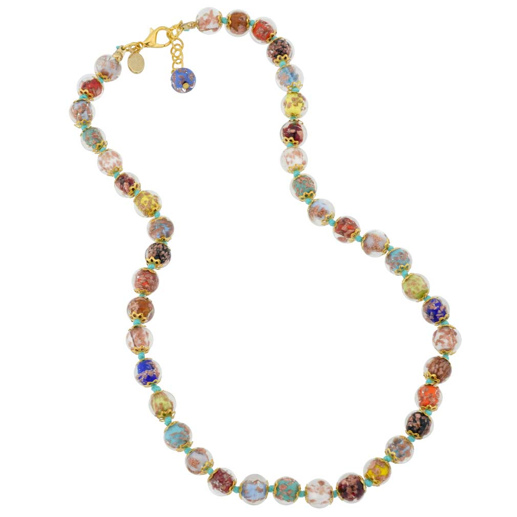 Sommerso Necklace - Multicolor