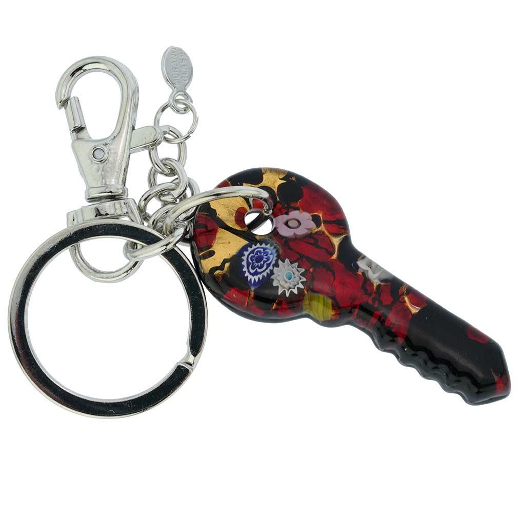 Key to Murano Keychain #8