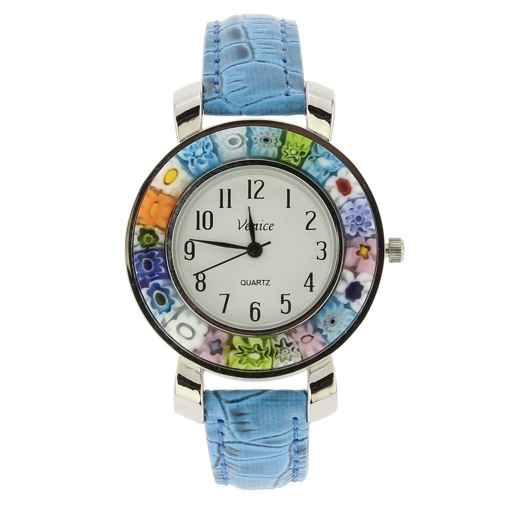 la band blue casio fabric watch watches classic vintage digital casual ladies products