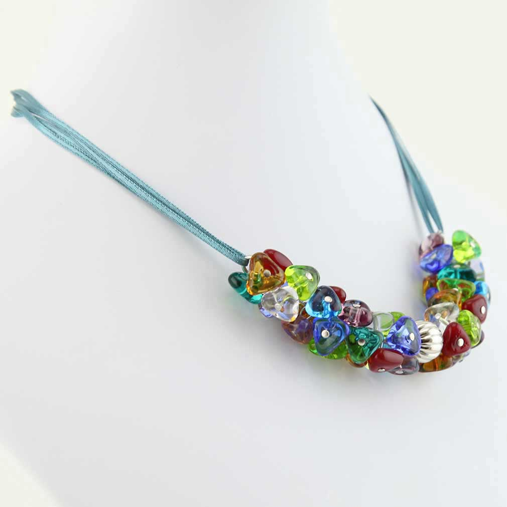 Murano Necklace Jewelry