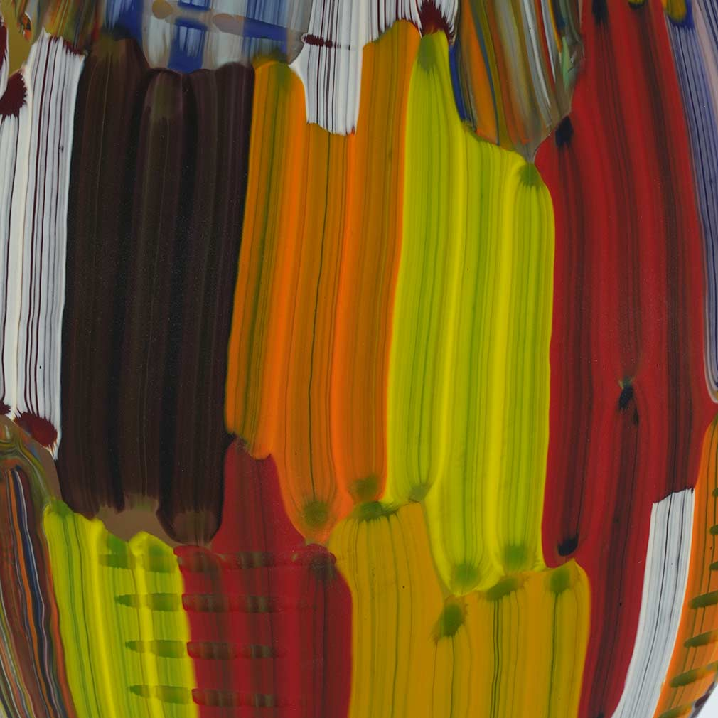 Tessuto Murano Glass Vase - Large