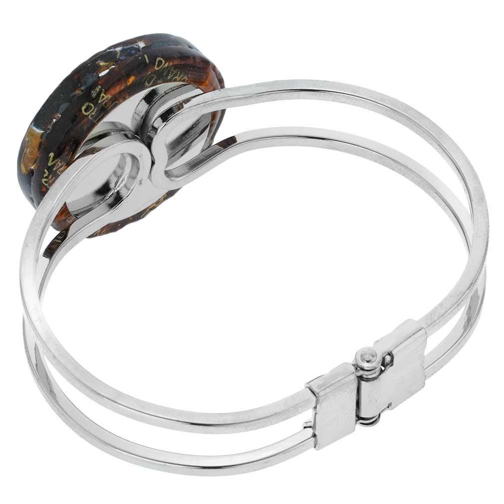 Venetian Reflections Metal Bracelet - Topaz Gold