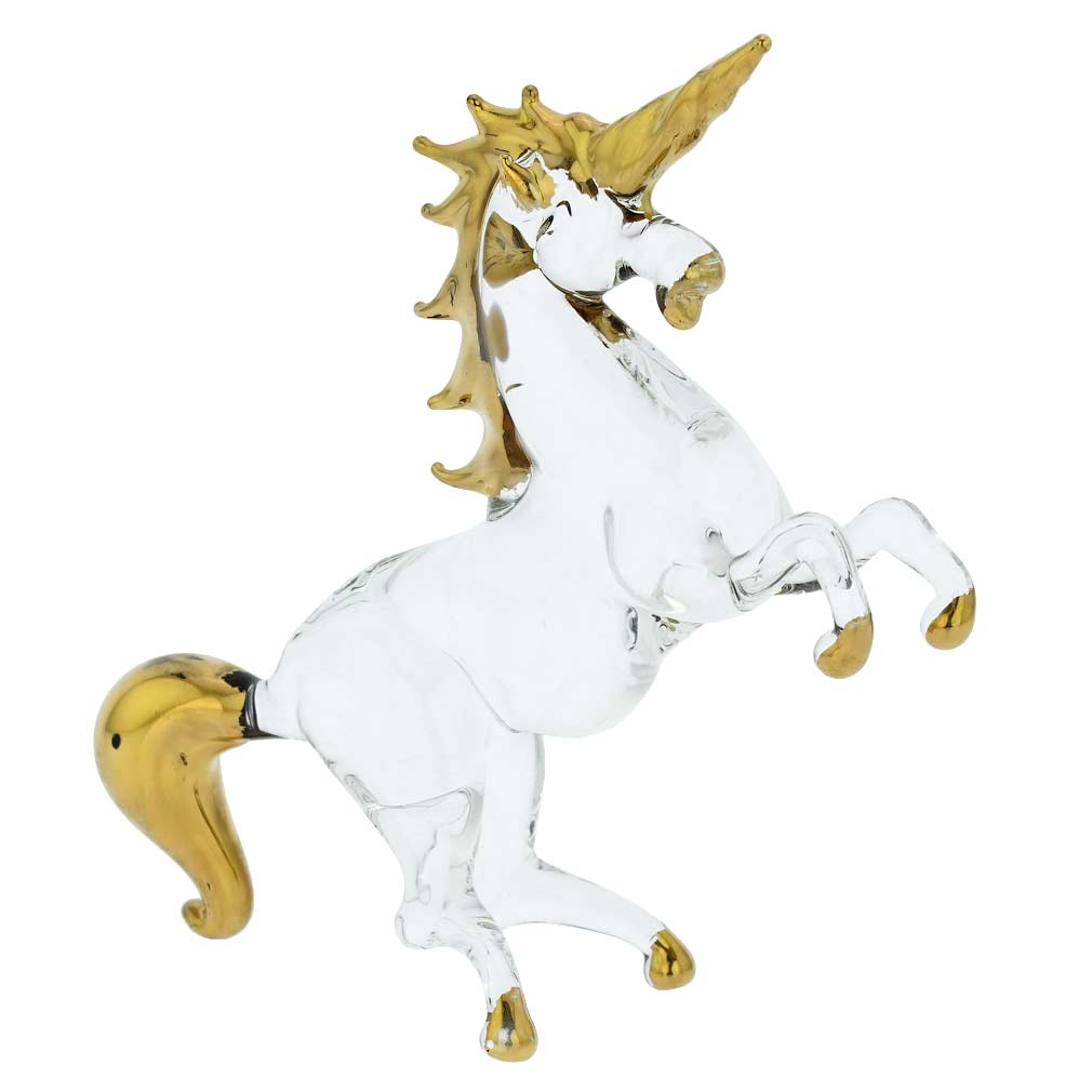 Murano Glass Unicorn