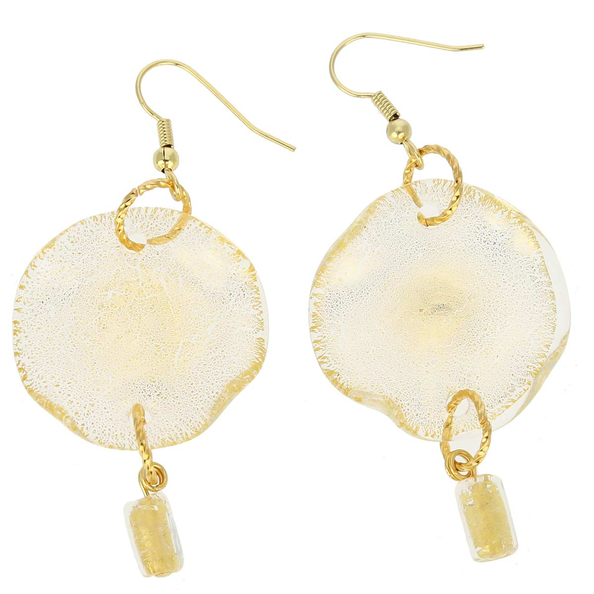 Aria Veneziana earrings - Gold