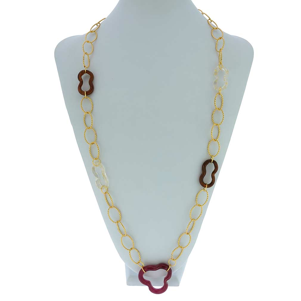 Aria Veneziana Murano Necklace