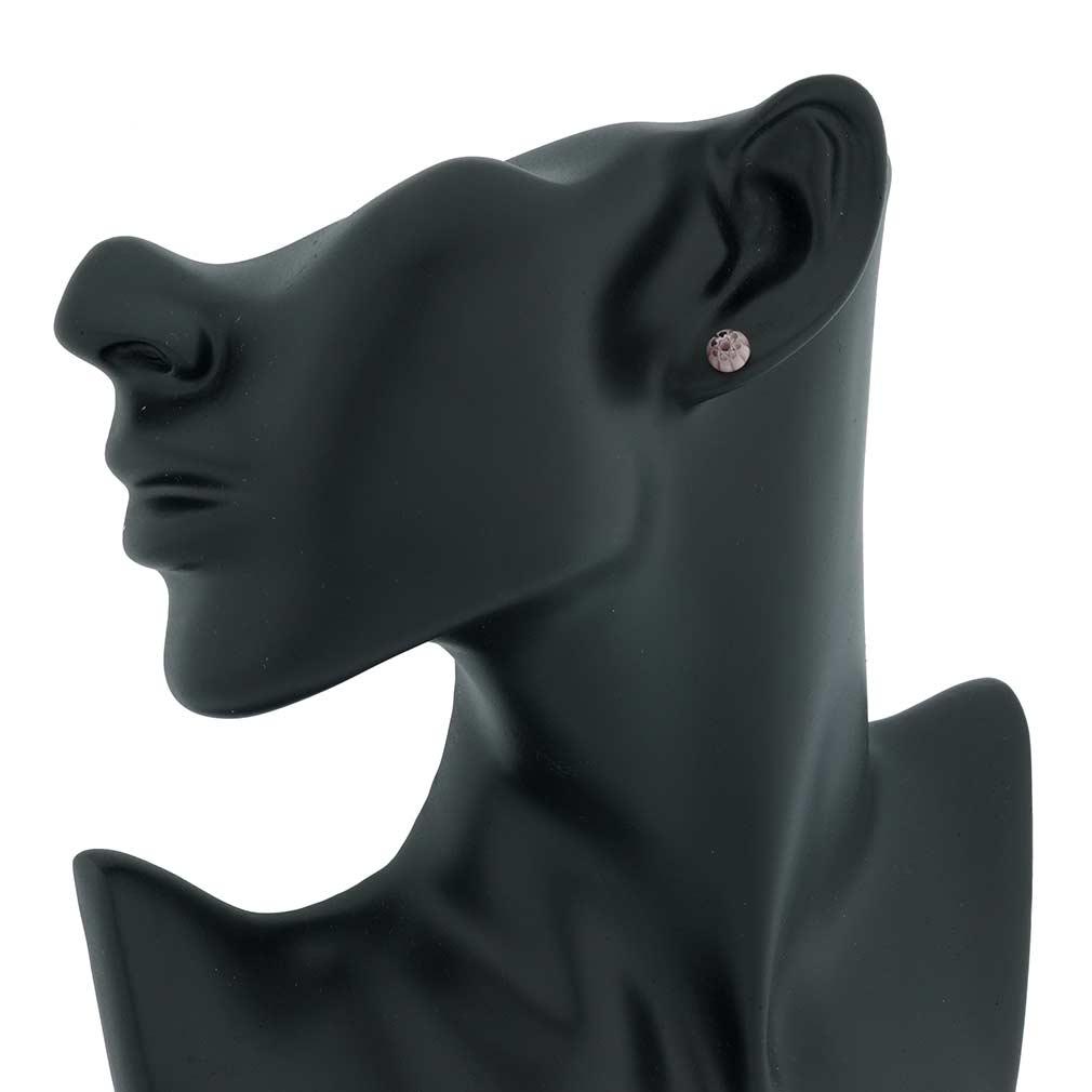 Millefiori Small Stud Earrings