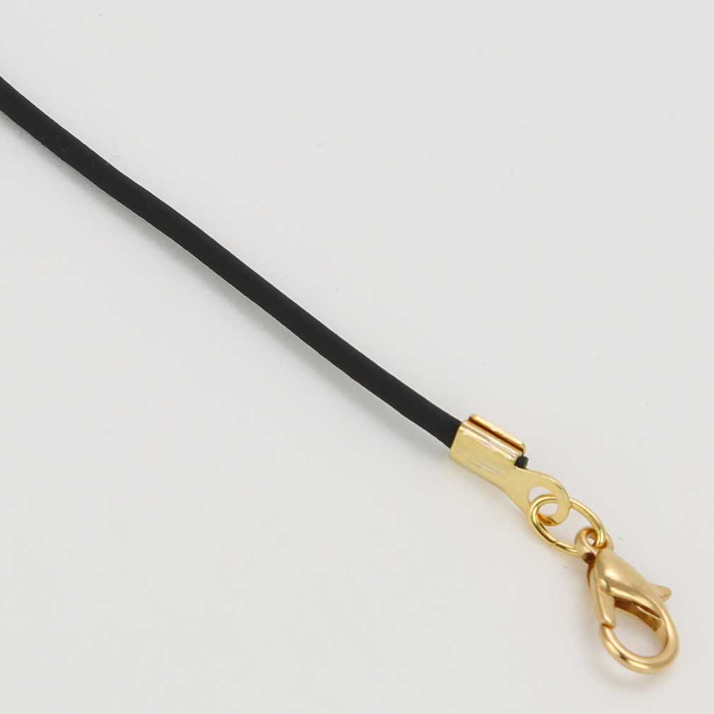 Rubber Cord - Black