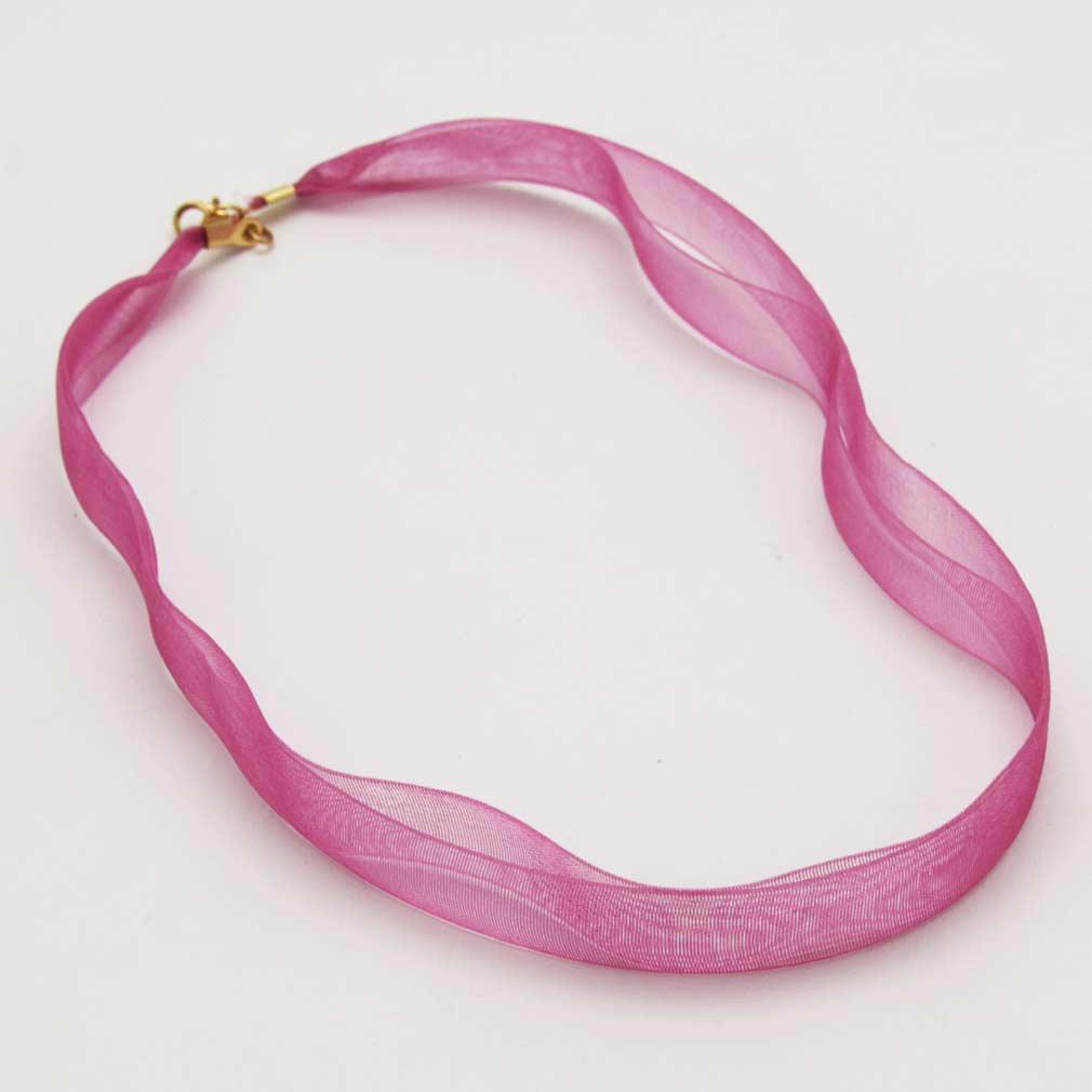 Organza Ribbon - Pink