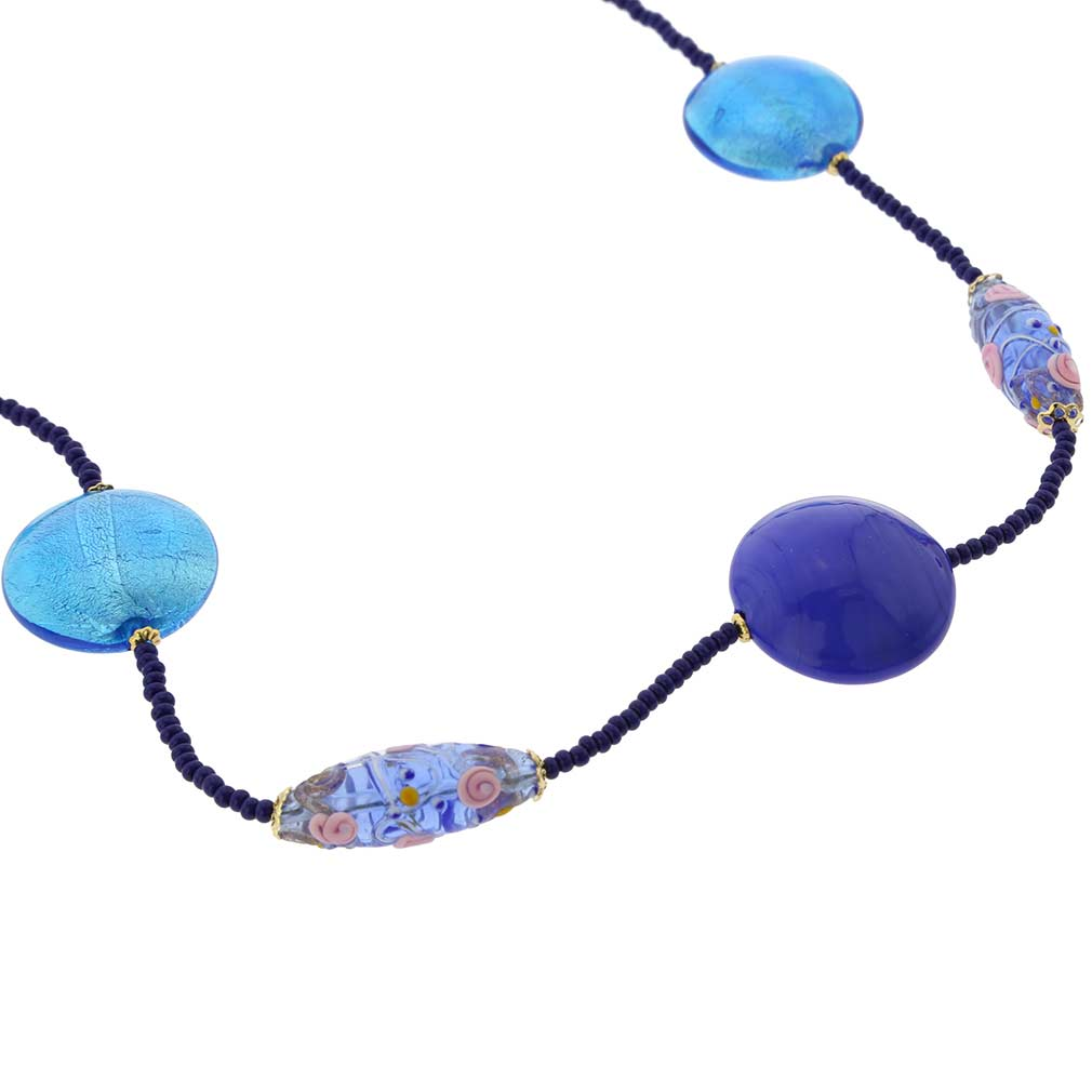 Fiorato Murano Necklace