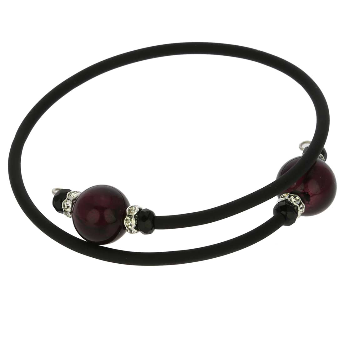 Venetian Glamour Bracelet - Purple