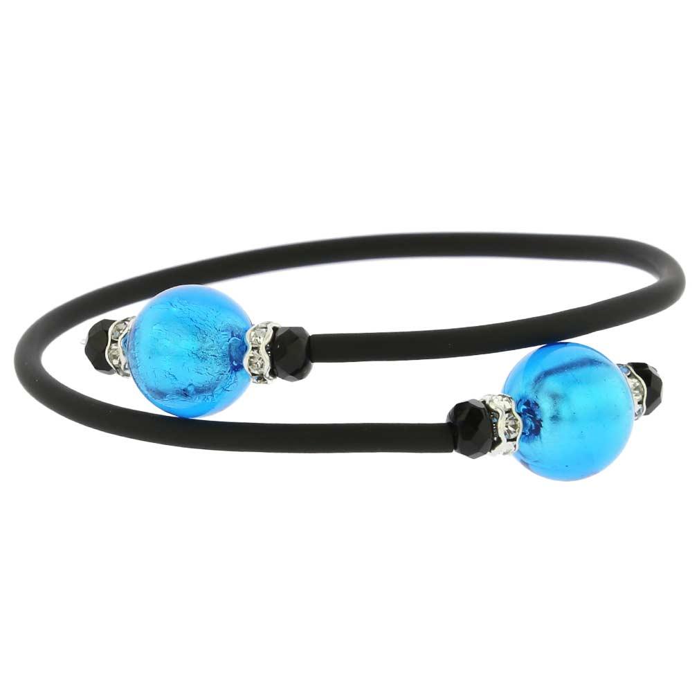 Venetian Glamour Bracelet - Light Blue