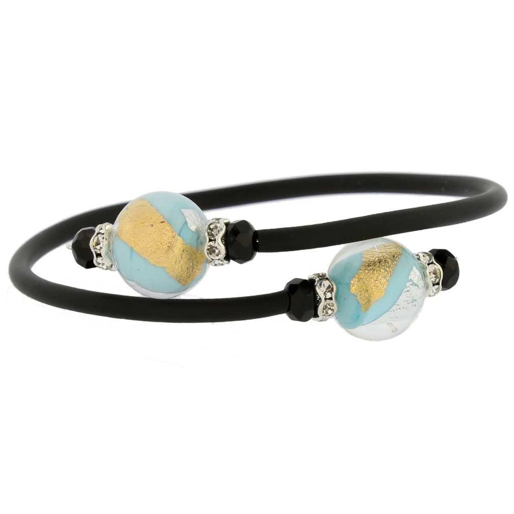 Venetian Glamour Bracelet - Ocean Blue