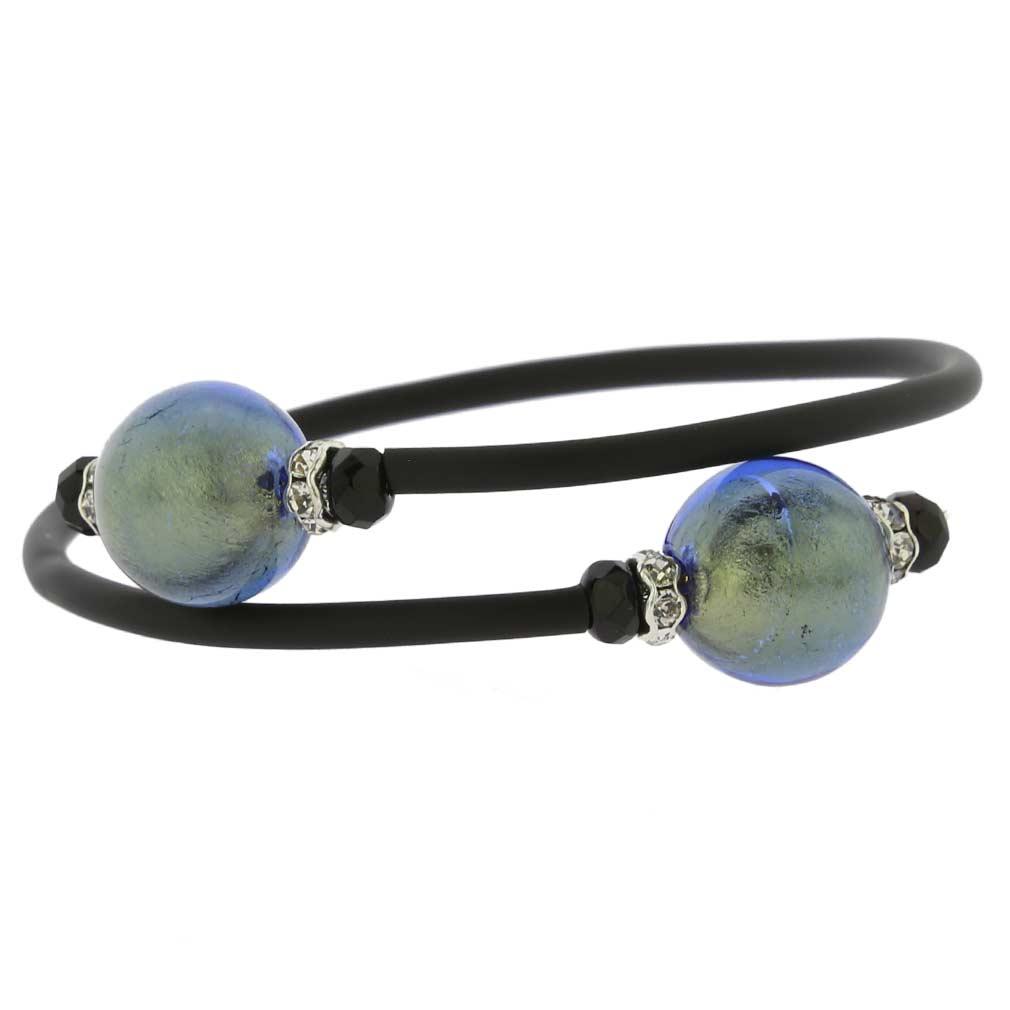 Venetian Glamour Bracelet - Royal Blue