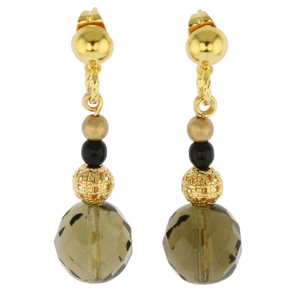 Notte D'Oro Earrings