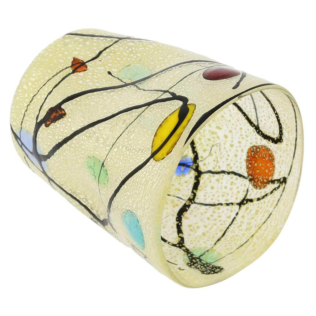 Murano Glass Picasso Tumbler