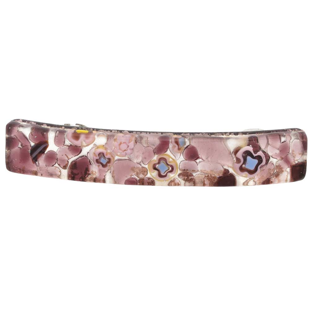 Venetian Reflections Hair Clip - Large #1