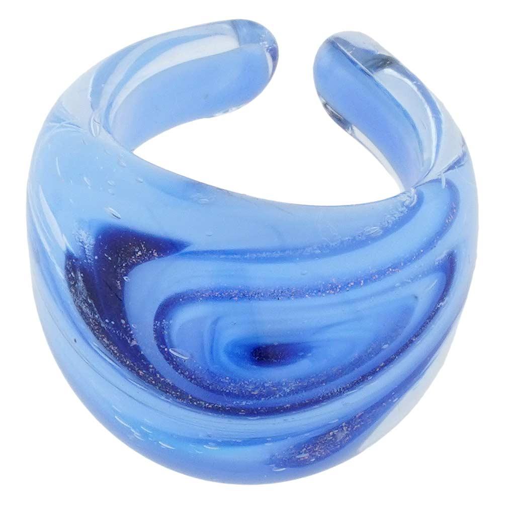 Murano Millefiori Ring #3