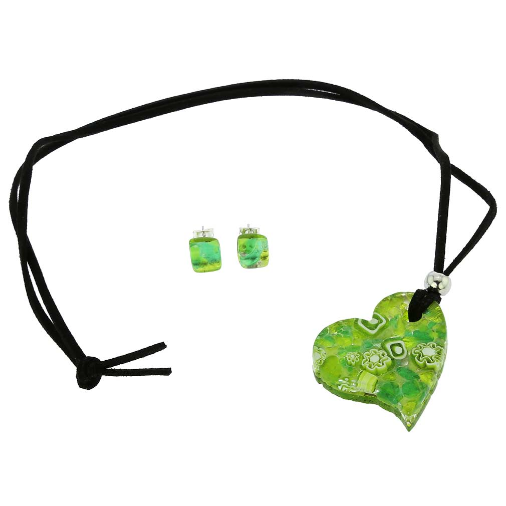 Venetian Reflections Jewelry Set #3