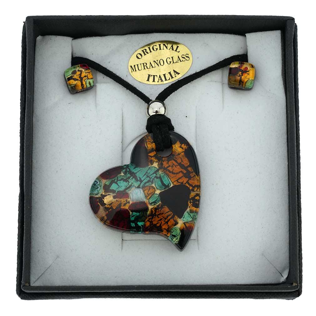 Venetian Reflections Jewelry Set #6