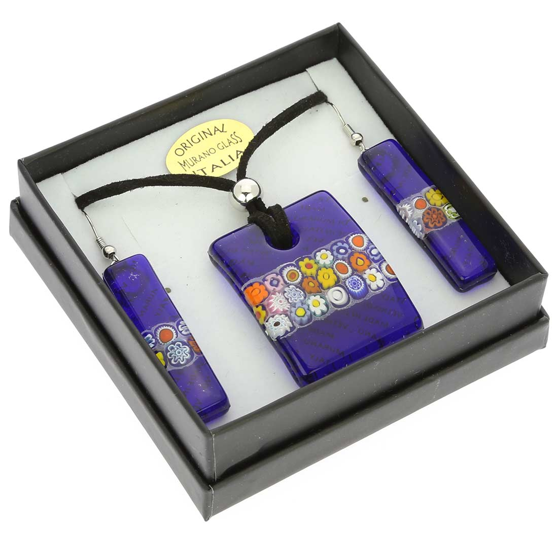 Venetian Reflections Jewelry Set #7