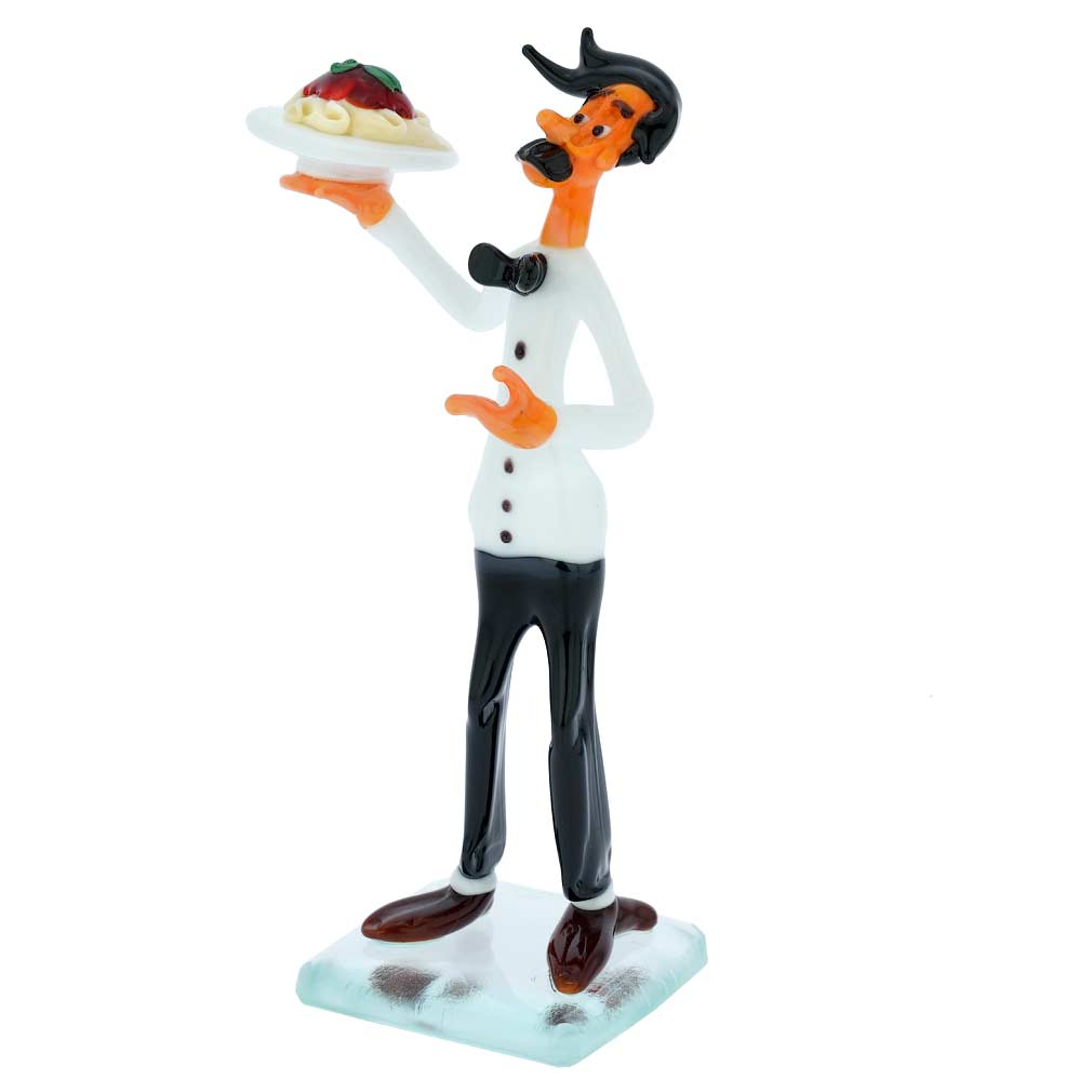 Murano Glass Waiter