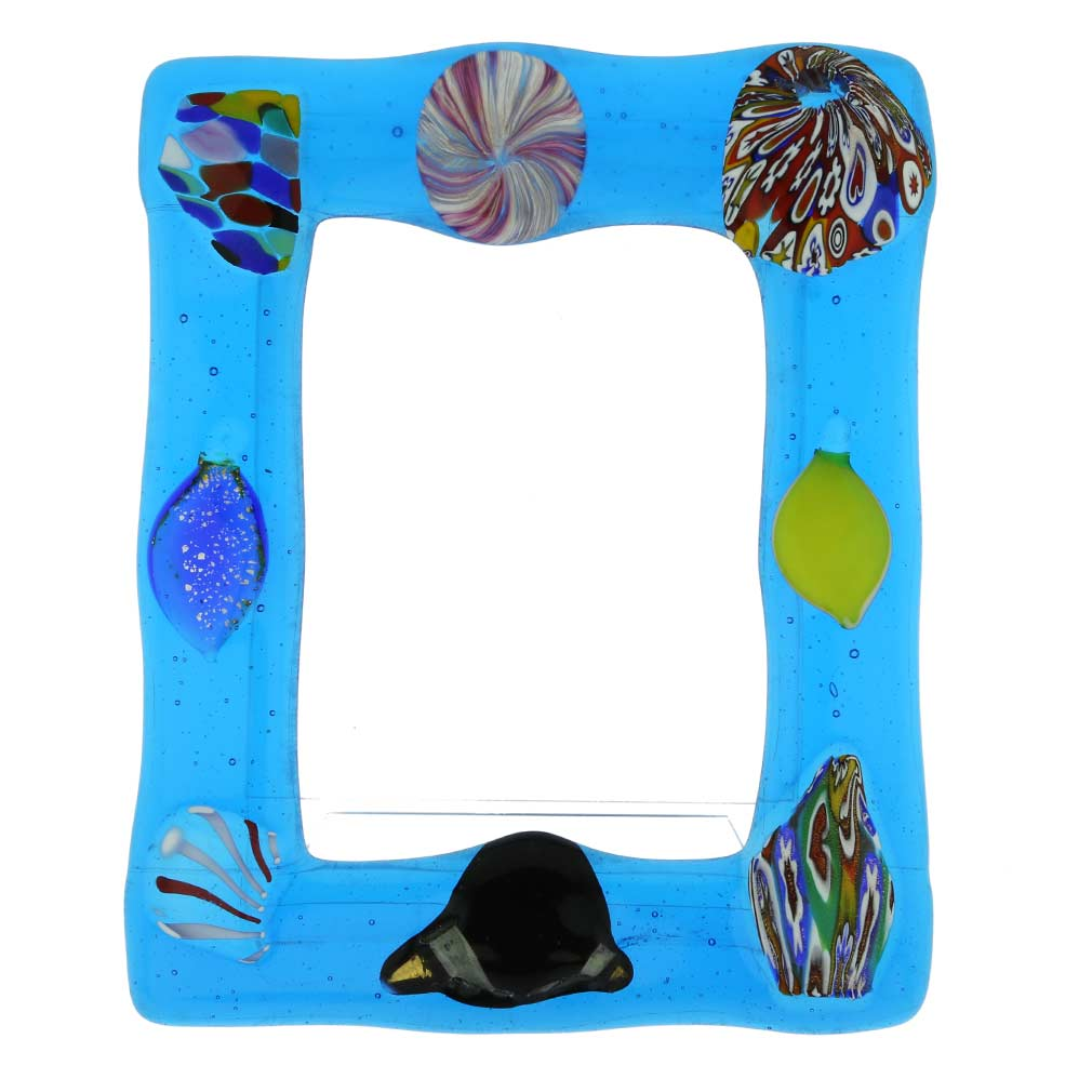 Murano Glass Photo Frame 3.5x5 inch #2