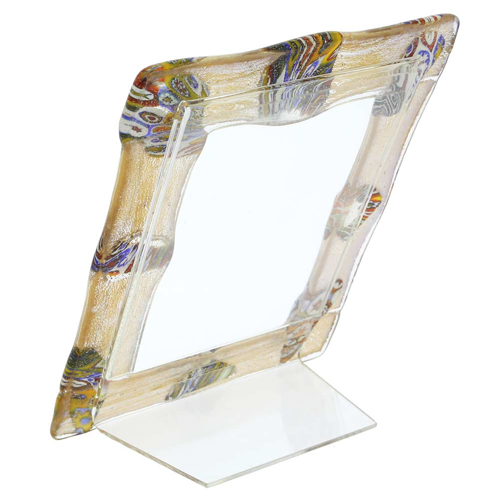 Murano Glass Photo Frame 3.5X5 Inch #3