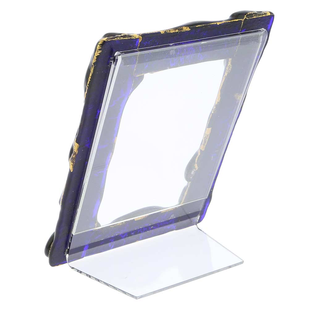 Murano Glass Photo Frame 3.5X5 Inch #1