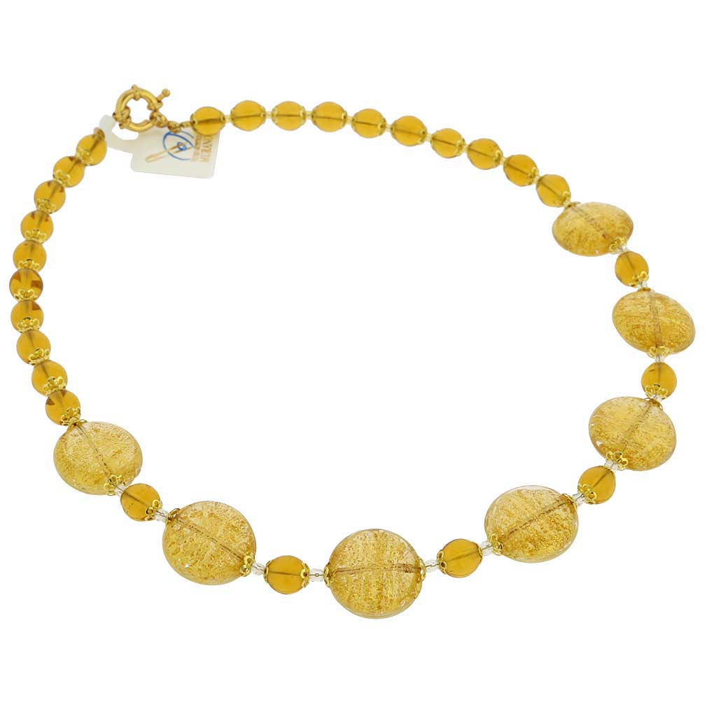 Necklace Ca D'Oro - yellow gold