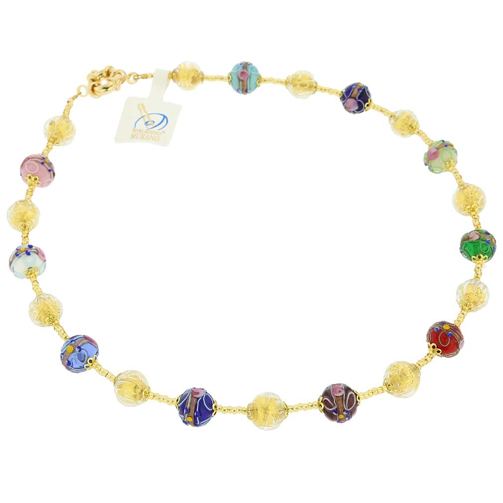 Magnifica Necklace - Multicolor