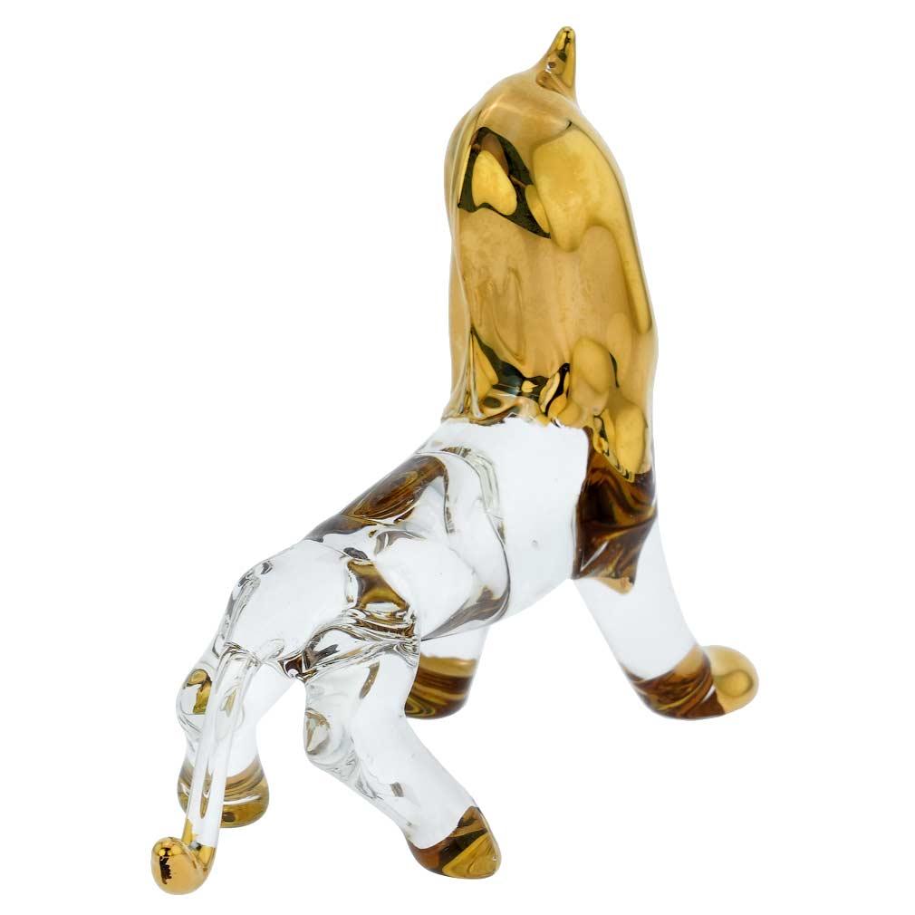 Murano Glass Zodiac Sign - Leo