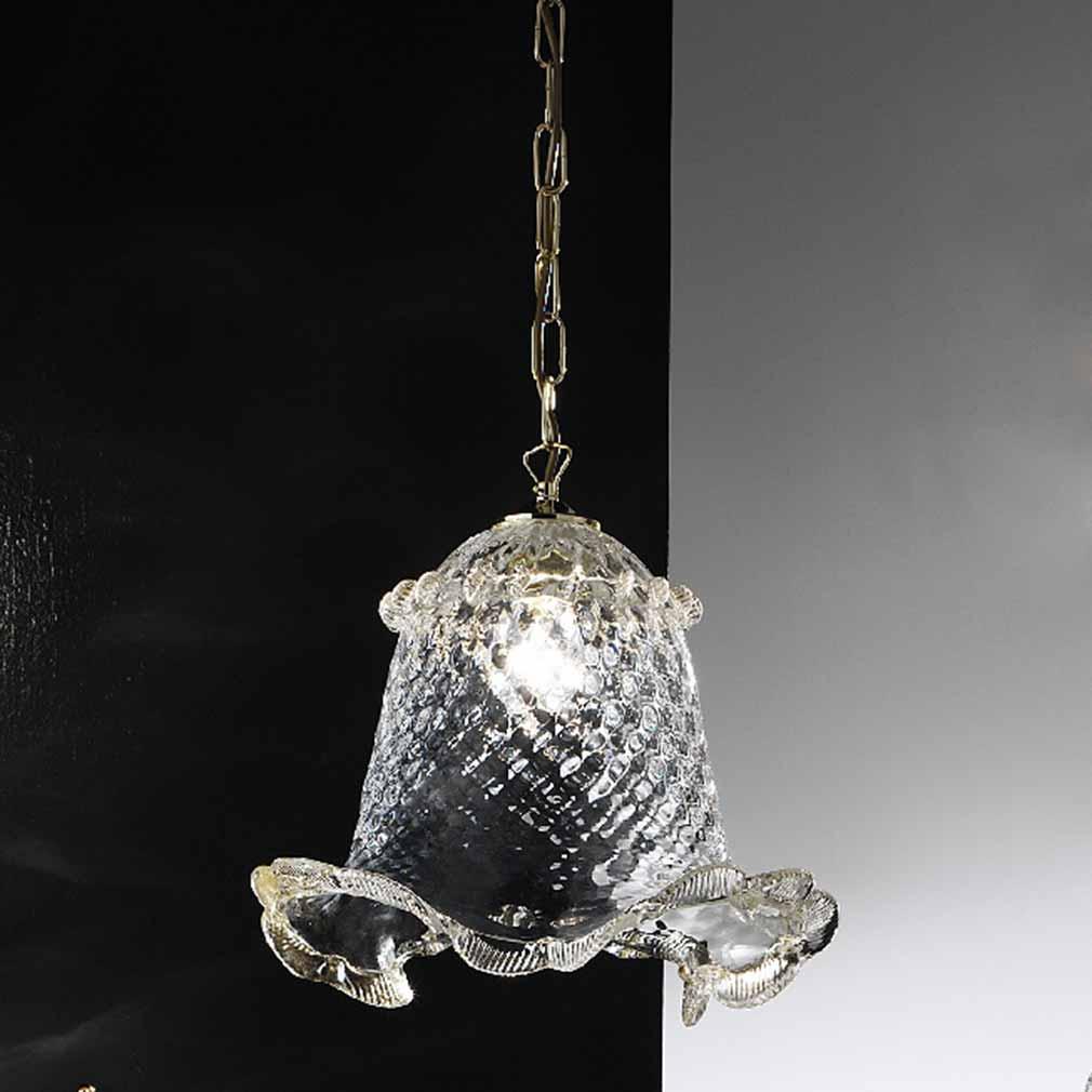 Geppa Murano Glass Pendant Light