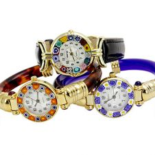 Murano Glass Watches