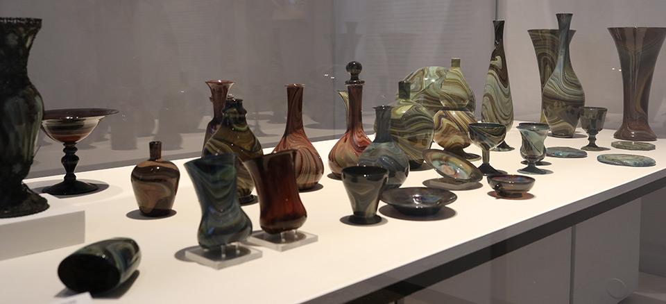 Chalcedony Murano Glass
