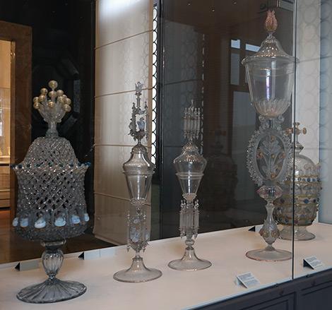 Angelo Barovier Cristallo Glass