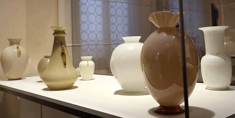 Lattimo Murano Glass