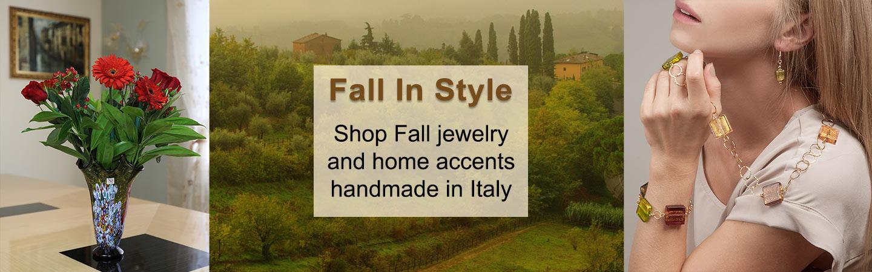 GlassOfVenice Murano Glass Fall Bestsellers