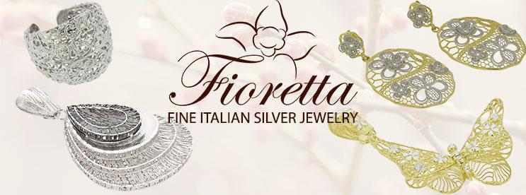Italian Sterling Silver Jewelry