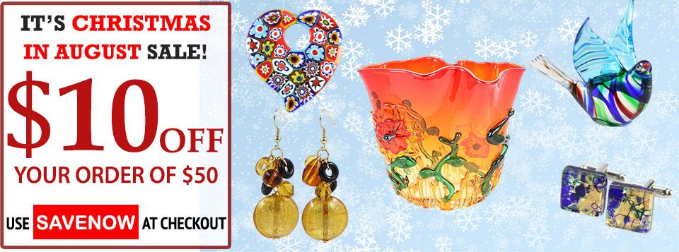 Glass Of Venice Murano Glass Sale